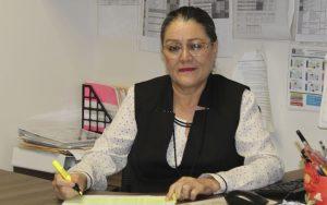 Juana Luna Aguilar, Enfermera Sanitarista