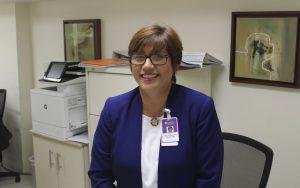 María del Socorro Hernández Becerra, Gerente de Enfermería