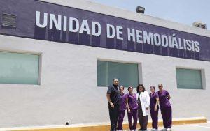 Unidad de Hemodiálisis Hospital Vidriera
